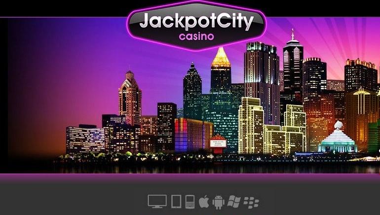 Pane 1600-eurose tervitusboonusega Jackpot City kasiinos rattad käima