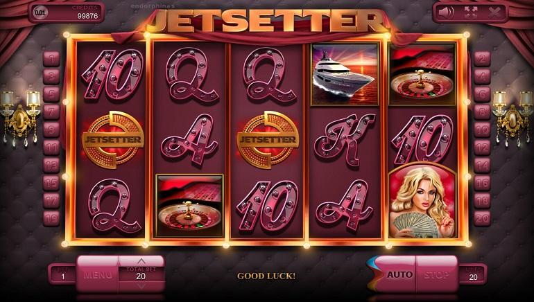 BitCasino mängija sai Endorphina's Jetsetteri mänguautomaadiga suure võidu: 130 BTC