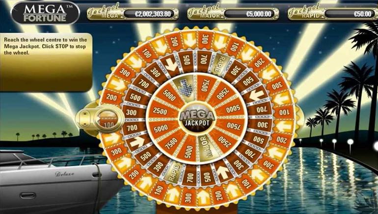 Mega Fortune'i peavõit küündib üle 3,7 miljoni