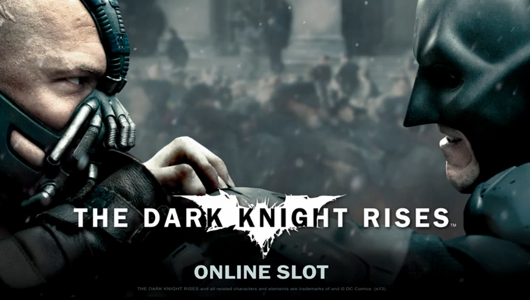 Batman: Pimeduse Rüütel on peatselt veebikasiinodes
