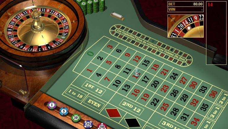 Parimad ruletimängud Jackpot City kasiinos