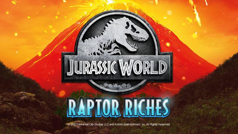 Mängi septembrikuus Microgamingu mängu Raptor Riches ja palju teisigi mänge