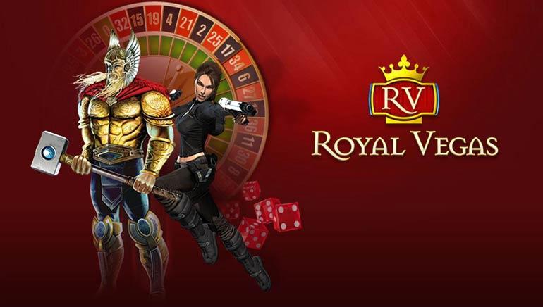 Royal Vegas kasiino mängude kollektsioon avaldab isegi kõige nõudlikematele mängijatele muljet