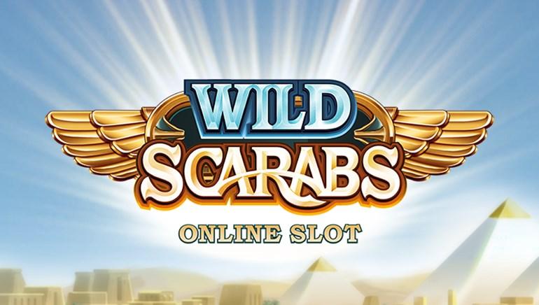 Mänguautomaati ülevaade: Microgamingu Wild Scarabs